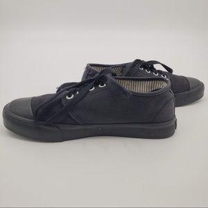 Bang's Stonehenge Low Top Sneakers Black Vegan